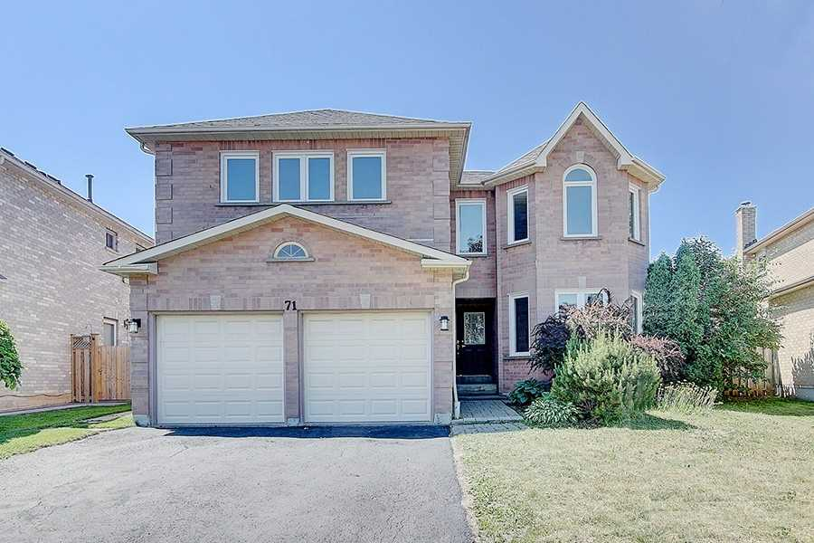 Sold Within 4 Days! 71 Willowbrook Dr, Whitby